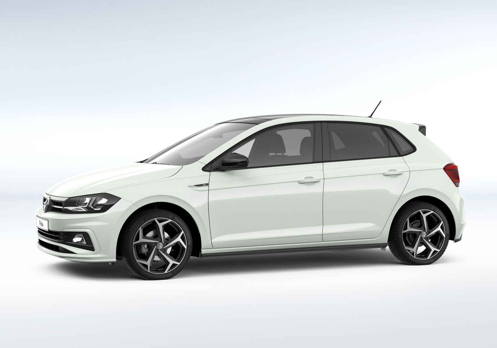 Erkende Volkswagen Garages : Volkswagen polo r line ecl lease
